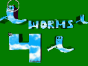 13. WORMS 4 in Barney's levels 3