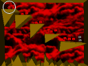 5. Welcome To Hell in Kirby's Torcher Game