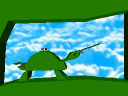 4. Turtle in Justy Levels